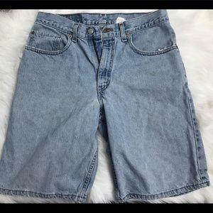 Men's Vintage Levi's Shorts